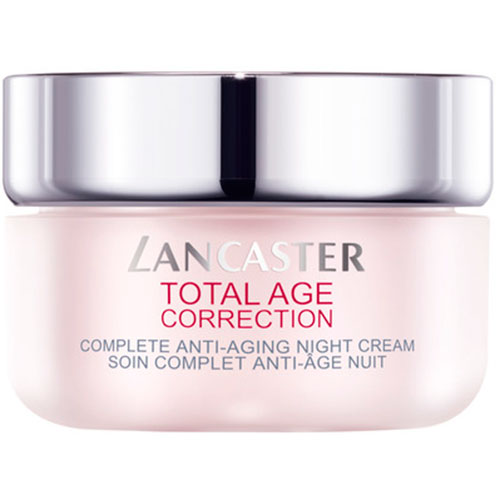 Lancaster Total Age Correction Complete Anti - Aging Night Cream 50 ml