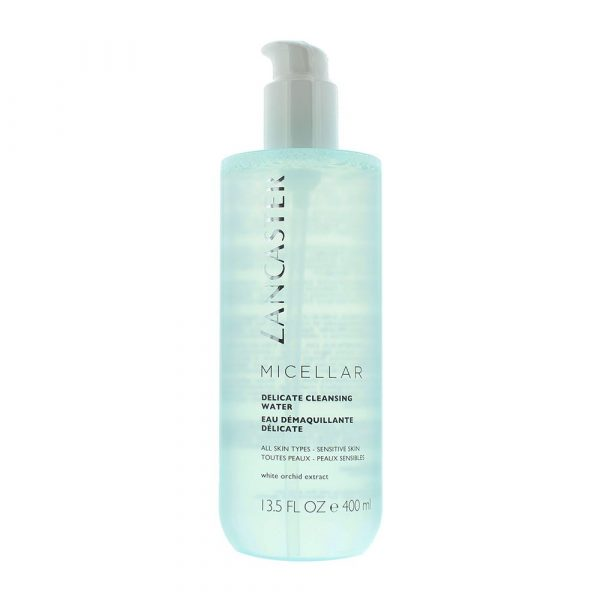 Lancaster Delicate Cleansing Water All Skin Types 400 ml