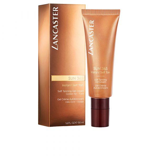 Lancaster Sun 365 Instant Self Tan Gel Cream Face