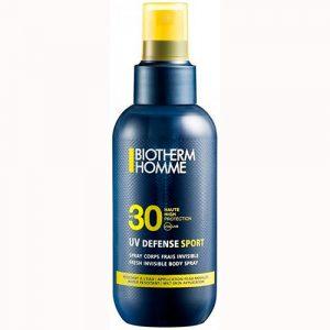 Biotherm Homme UV Defense Sport Body SPF30 125 ml