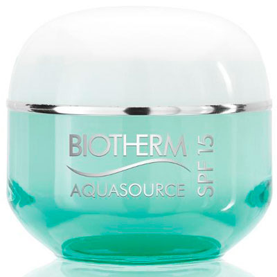 Biotherm Aquasource Moisturizing Gel for Normal to Oily skin Spf15 50 ml