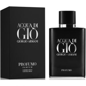 Giorgio Armani Acqua di Gio Pour Homme Profumo Eau de Parfum 180 ml