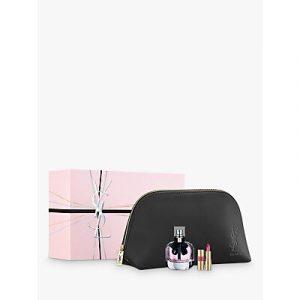 Yves Saint Laurent Mon Paris Eau de Perfum 50ml Gift Set Rouge pur Couture 1 + Pouch