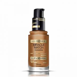 Max Factor Foundation Miracle Match
