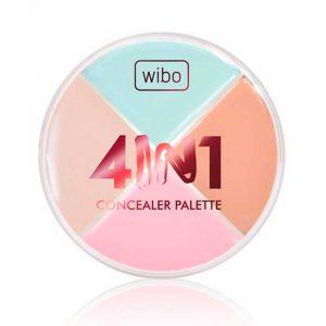 Wibo 4 in 1 Concealer Palette