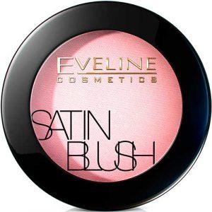 Eveline Satin Blush