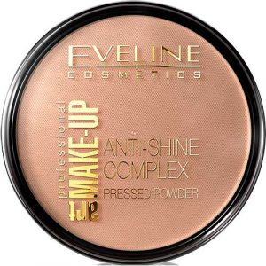 Eveline  Art Make-up Anti Shine Complex Pressed Powder