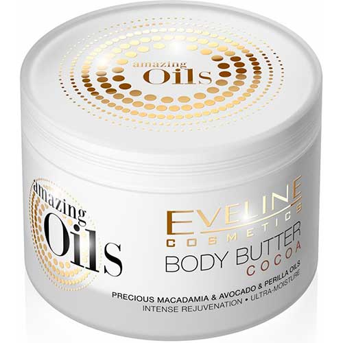Eveline Spectacular Body Cocoa Butter 200 ml