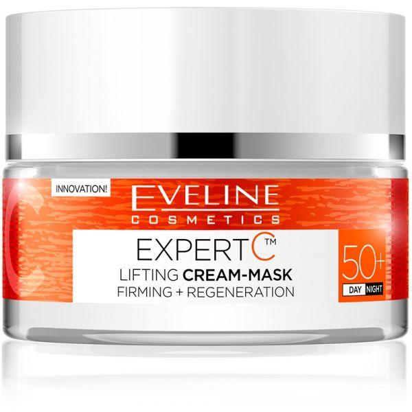 Eveline Expert C Lifting Cream-Mask 50+