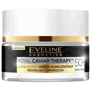 Eveline Royal Caviar Therapy Luxury Activety Rejuvenating Cream-Concentrate 50+