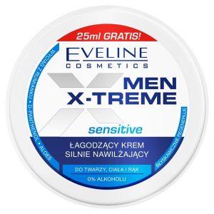 Eveline Men X-Treme Sensitive Intense Hydration