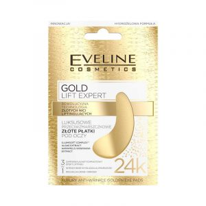 Eveline Cosmetics Gold Lift Expert Parches Anti Edad 24K
