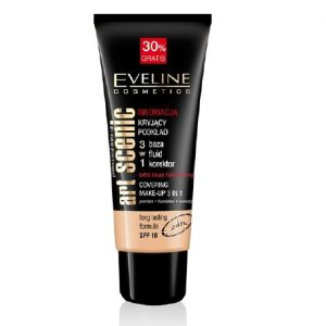 Eveline Art Scenic Covering Make-up  3 in 1 SPF10