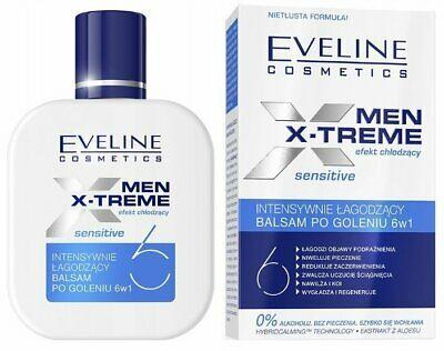 Eveline Men X-treme Sensitive After Shave Balm