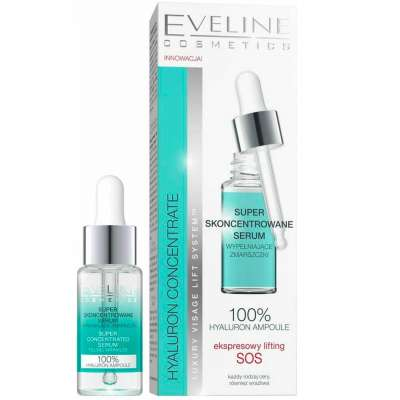 Eveline Hyaluron Concentrate Serum
