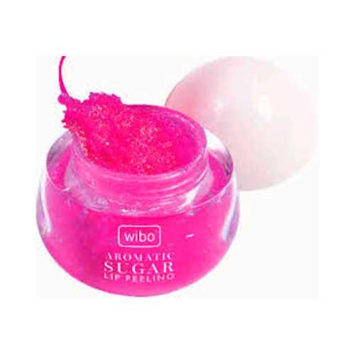 Wibo Aromatic Sugar Lip Peeling