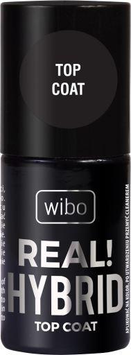 Wibo Real! Hybrid Top Coat