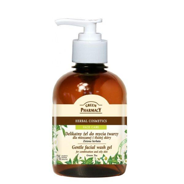 Green Pharmacy Gentle Facial Wash Gel