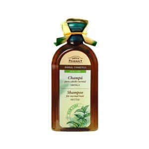 Green Pharmacy Shampoo for Normal Hair Nettle