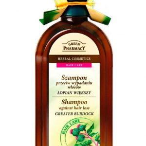 Green Pharmacy Shampoo Against Hair Loss Greater Burdock