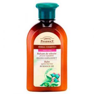 Green Pharmacy Balm Against Hair Loss Burdock Oil