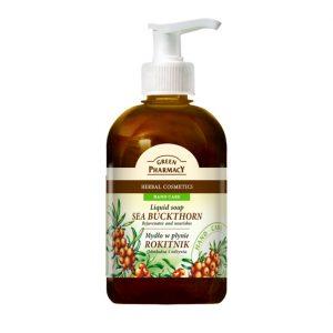 Green Pharmacy Liquid Soap Sea Buckthorn