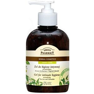 Green Pharmacy Gel For Intimate Hygiene Normalizing