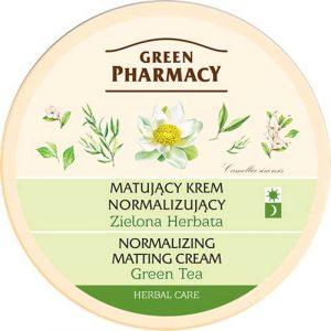 Green Pharmacy Normalizing Matting Cream