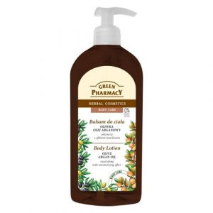 Green Pharmacy Body Lotion Olive Argan Oil