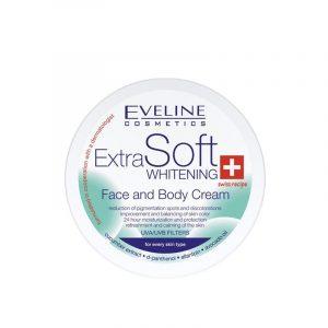 Eveline ExtraSoft Whitening Face and Body Cream