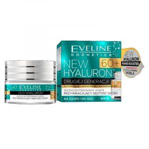 Eveline Hyaluron Clinic Multi-Nourishing Wrinkle Filling Cream +60