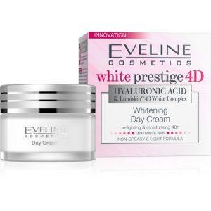 Eveline White Prestige 4D Hyaluronic Acid Intensive Whitening Day Cream 50ml