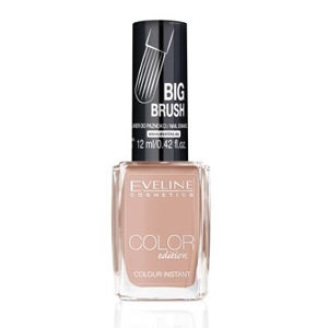 Eveline Nail Lacquer Color Edition Big Brush