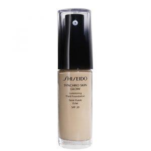 Shiseido Make Up Synchro Skin Glow Luminizing Fluid Foundation Spf20 30 ml