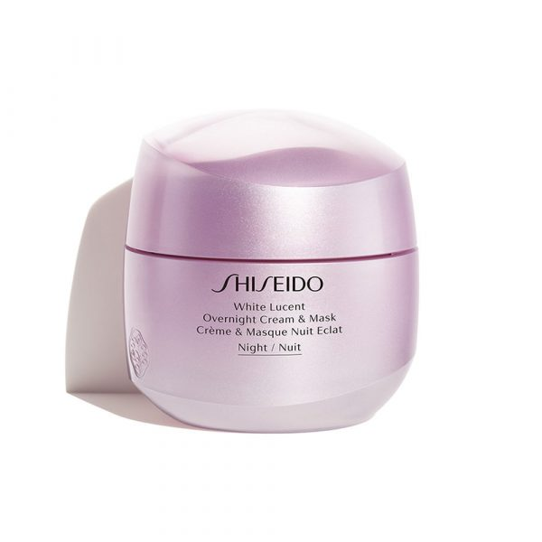 Shiseido White Lucent Overnight Cream&Mask Night