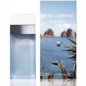 Dolce & Gabbana Light Blue Love in Capri pour Femme Eau de Toilette