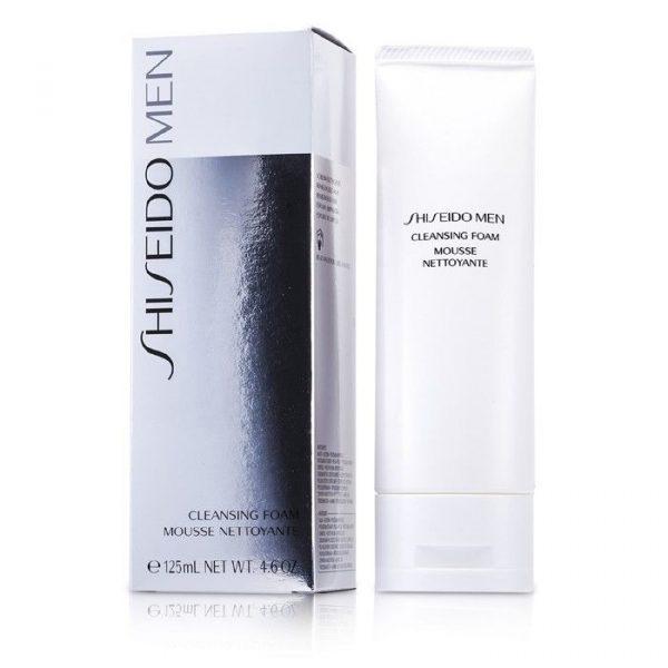 Shiseido Men Cleansing Foam Mousse Nettoyante 125 ml