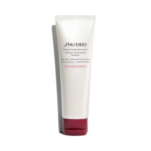 Shiseido Deep Cleansing Foam For Oily to Blemish Prone Skin 125ml