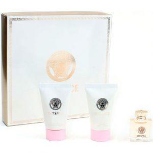 Versace Femme Edp 5 ml Miniature Gift Set