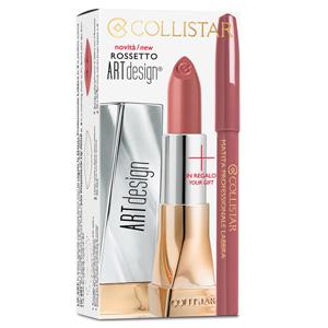 Collistar Art Design Lipstick + Lip Pencil Gift