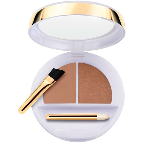 Collistar Flowless Eyebrows Modelling Wax + Coloured Powder