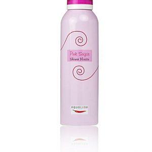 Pink Sugar Mousse Shower