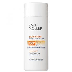 Anne Moller Non Stop Active Sun Protection SPF50+