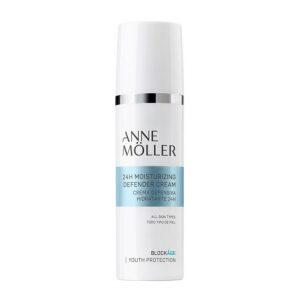 Anne Moller Blockage 24h Moisturizing Defender Cream