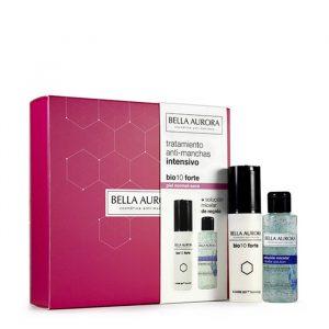Bella Aurora Bio10 Forte Anti Stain Intensive Treatment Dry Skin + Micelar Solution