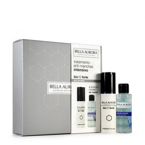 Bella Aurora Bio10 Forte Anti Stain Intensive Treatment Sensitive Skin + Micelar Solution