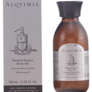 Alqvimia Natural Fitness Body Oil