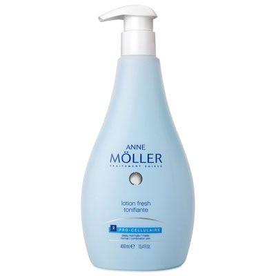 Anne Möller Lotion Fresh Tonifiante for Normal skin 400 ml
