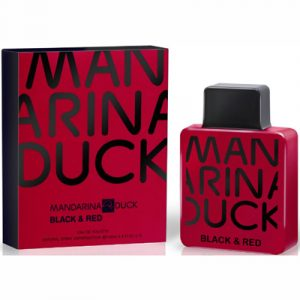 Mandarina Duck Black & Red Eau de Toilette