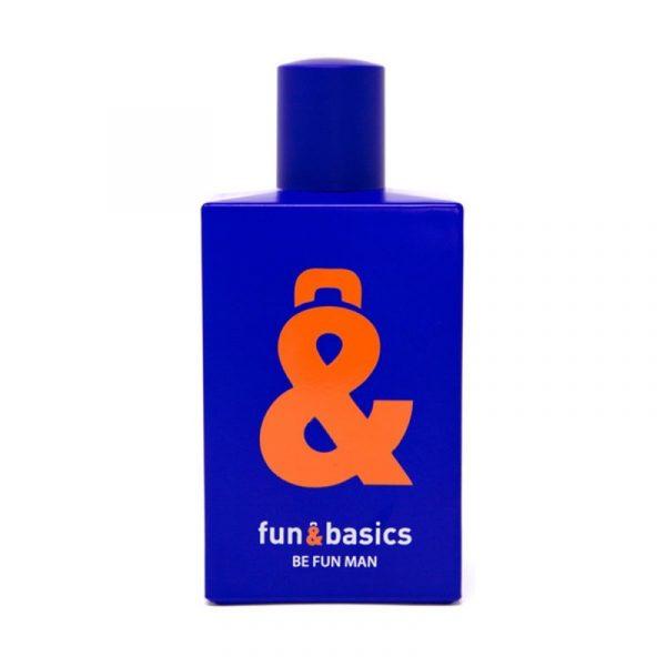Fun&Basics Be Fun Man Eau de Toilette
